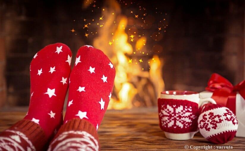'Tis the Season for Christmas Stockings